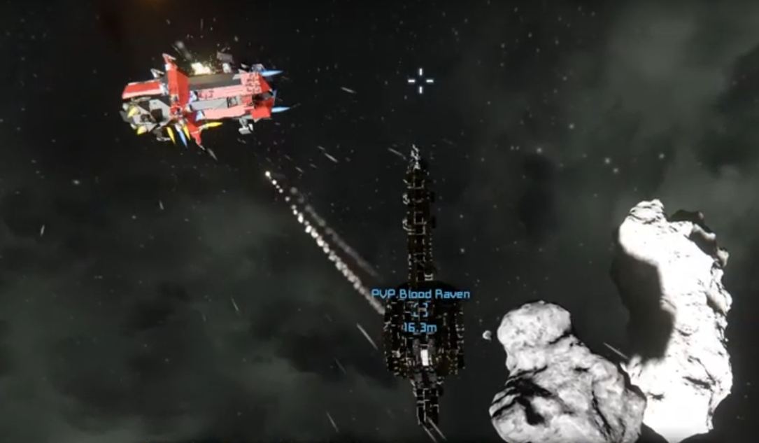 "Prototype Dreadnought ""Blood Raven"" Battle Tested"
